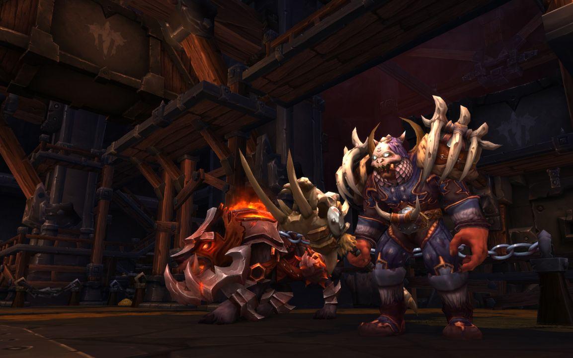 Screenshoty z World of Warcraft: Warlords of Draenor 102271