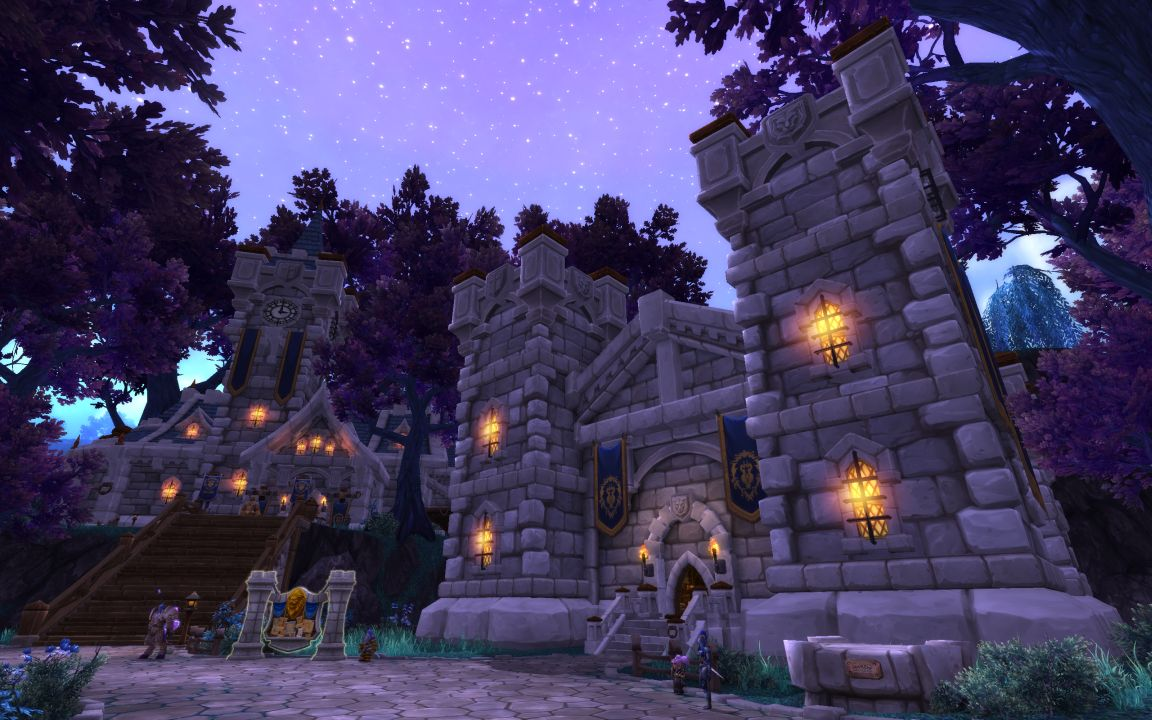 Screenshoty z World of Warcraft: Warlords of Draenor 102272