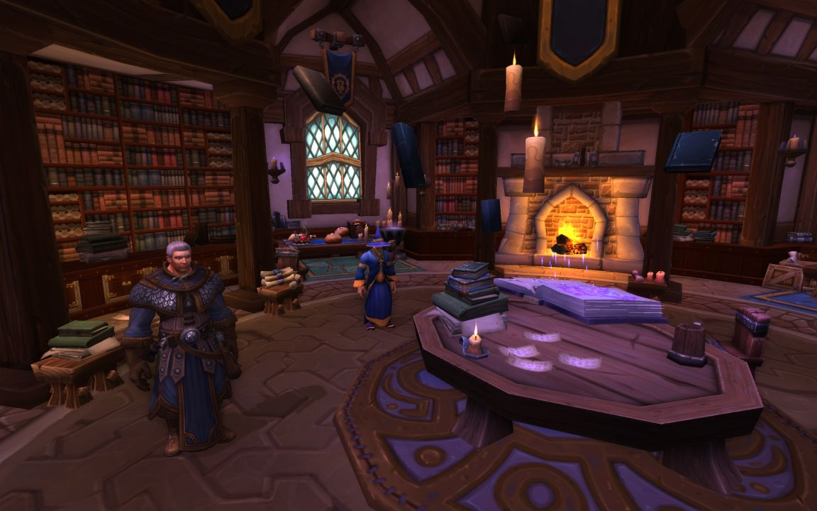 Screenshoty z World of Warcraft: Warlords of Draenor 102273