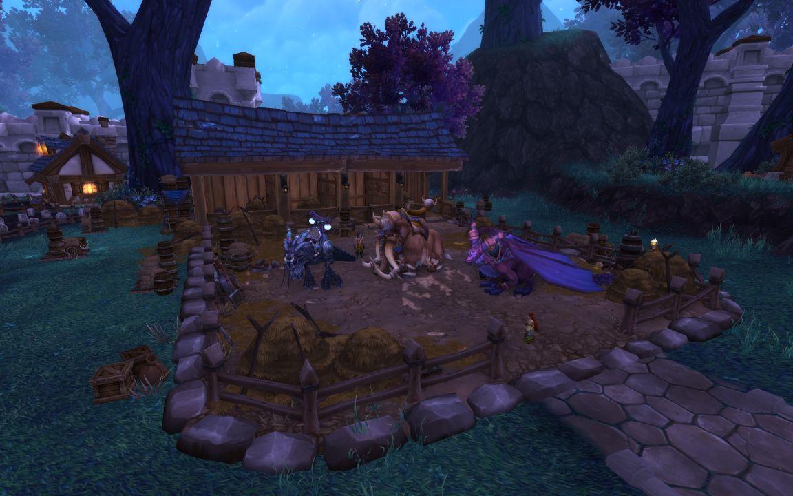 Screenshoty z World of Warcraft: Warlords of Draenor 102274