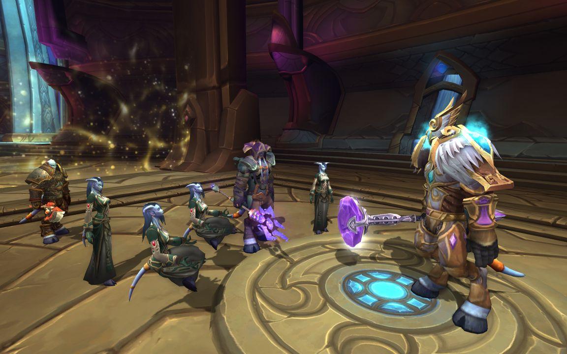 Screenshoty z World of Warcraft: Warlords of Draenor 102275