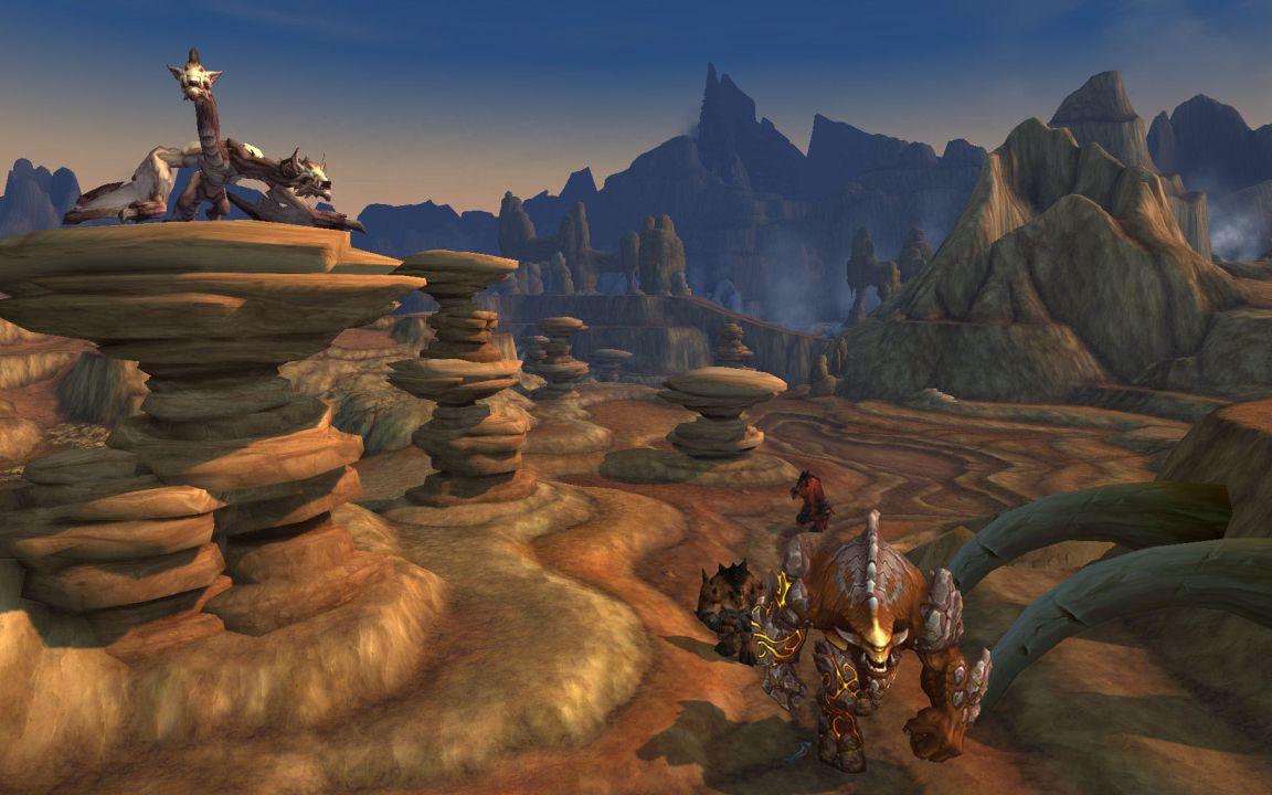 Screenshoty z World of Warcraft: Warlords of Draenor 102277