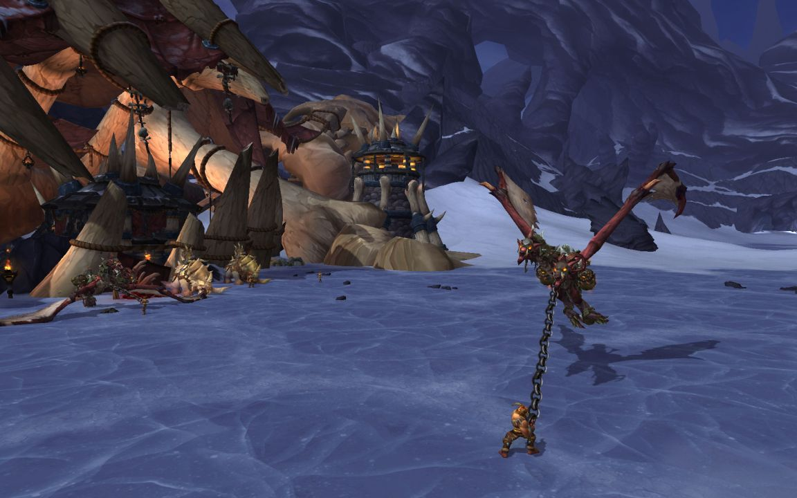 Screenshoty z World of Warcraft: Warlords of Draenor 102278