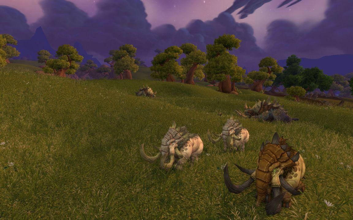 Screenshoty z World of Warcraft: Warlords of Draenor 102280