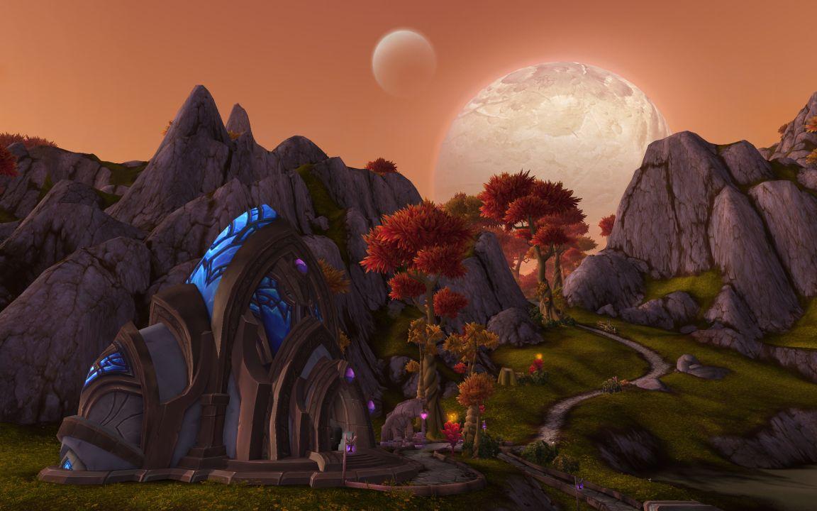 Screenshoty z World of Warcraft: Warlords of Draenor 102285