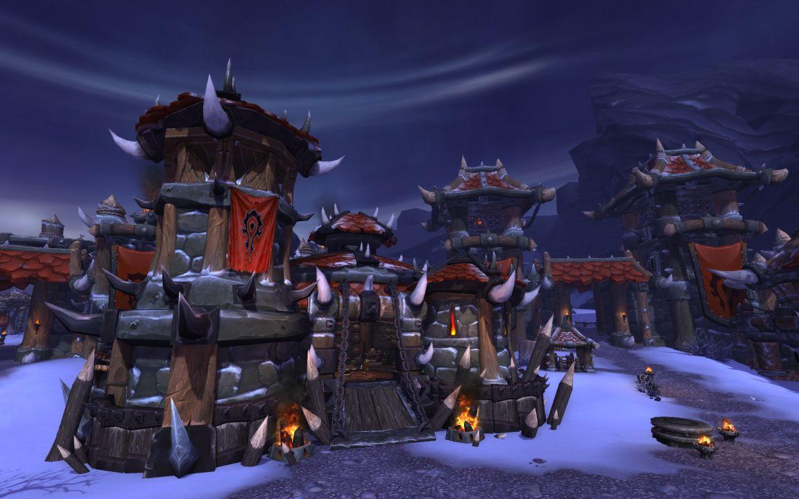 Screenshoty z World of Warcraft: Warlords of Draenor 102286