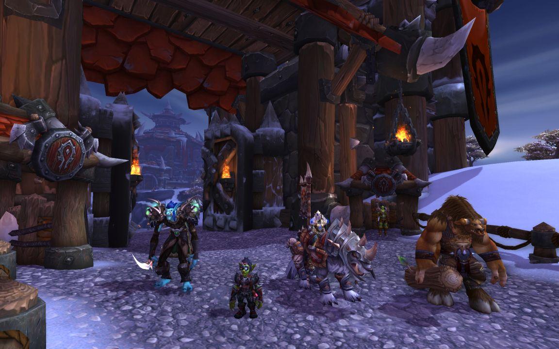 Screenshoty z World of Warcraft: Warlords of Draenor 102287