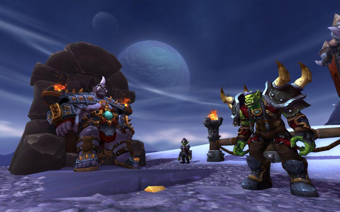 Screenshoty z World of Warcraft: Warlords of Draenor 102288
