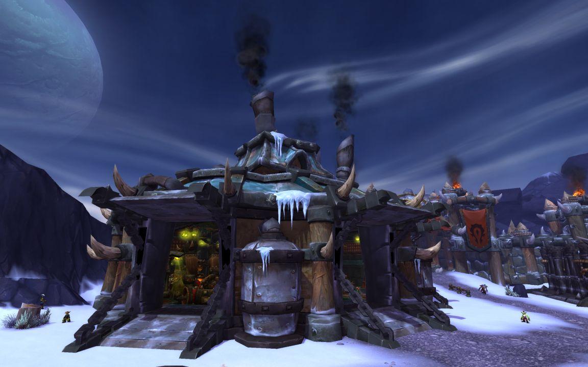 Screenshoty z World of Warcraft: Warlords of Draenor 102289