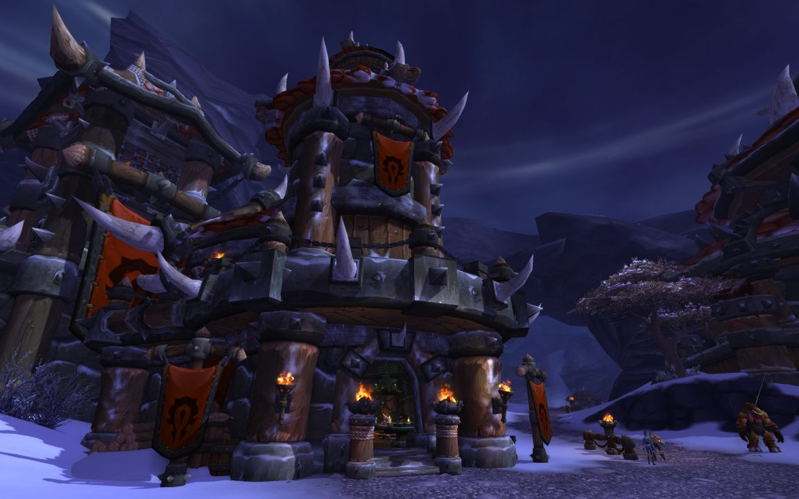 Screenshoty z World of Warcraft: Warlords of Draenor 102290