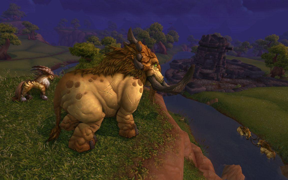 Screenshoty z World of Warcraft: Warlords of Draenor 102291