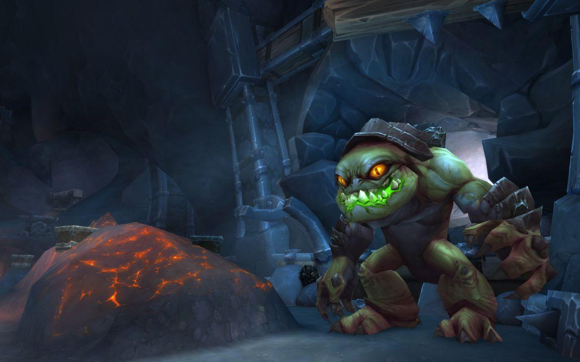 Screenshoty z World of Warcraft: Warlords of Draenor 102292