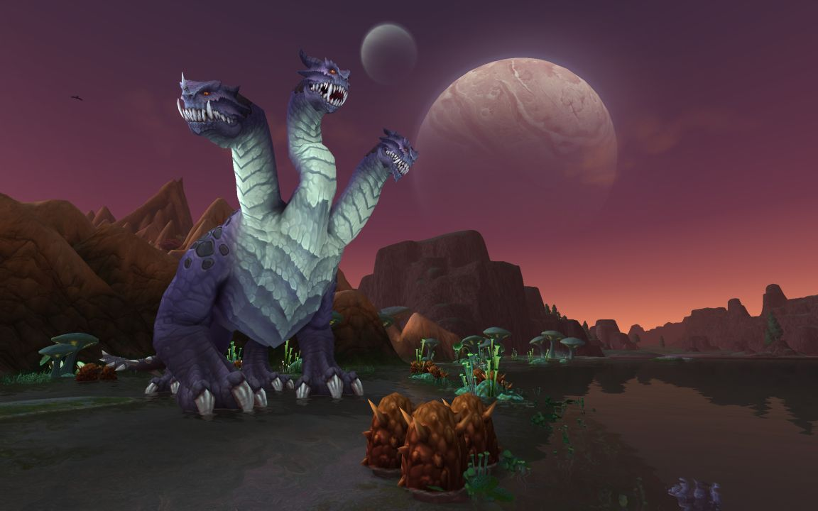 Screenshoty z World of Warcraft: Warlords of Draenor 102293