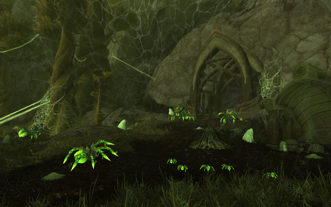 Screenshoty z World of Warcraft: Warlords of Draenor 102296