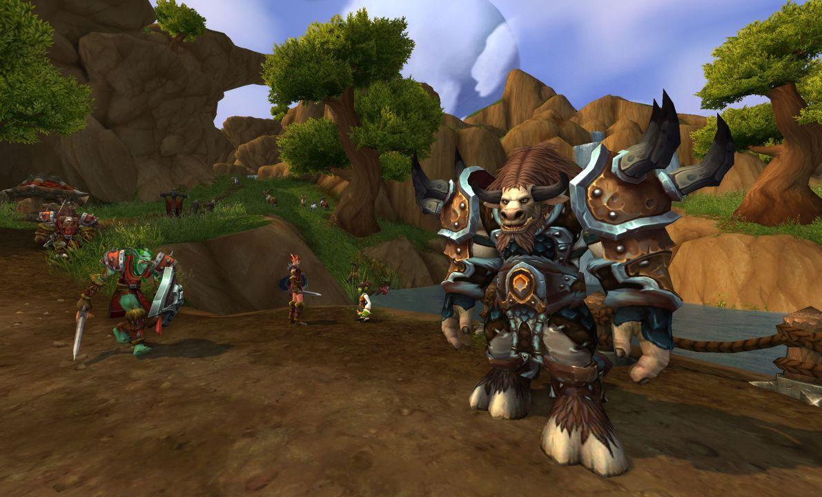 Screenshoty z World of Warcraft: Warlords of Draenor 102298