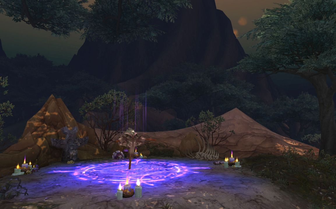 Screenshoty z World of Warcraft: Warlords of Draenor 102299