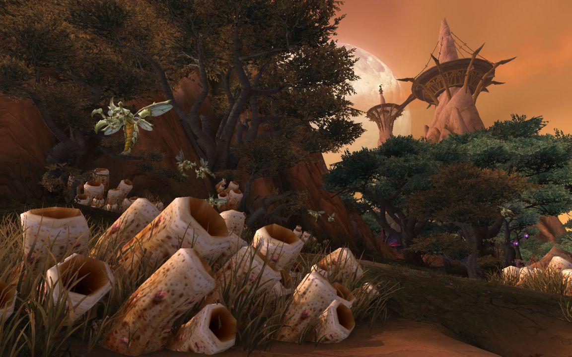 Screenshoty z World of Warcraft: Warlords of Draenor 102300