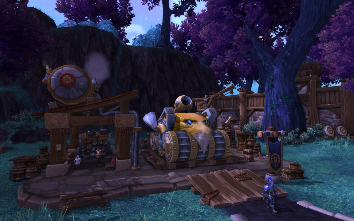 Screenshoty z World of Warcraft: Warlords of Draenor 102301