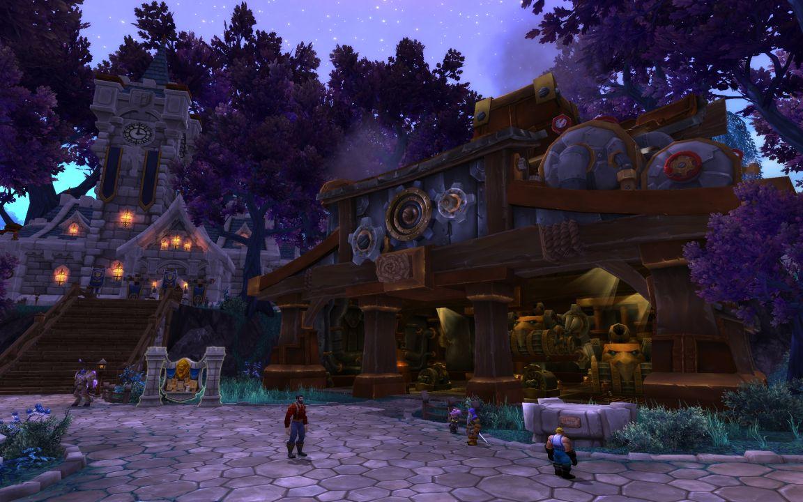 Screenshoty z World of Warcraft: Warlords of Draenor 102302