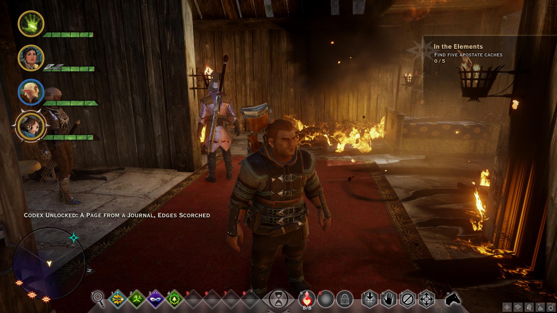 Iron Bull v traileru Dragon Age: Inquisition 102329