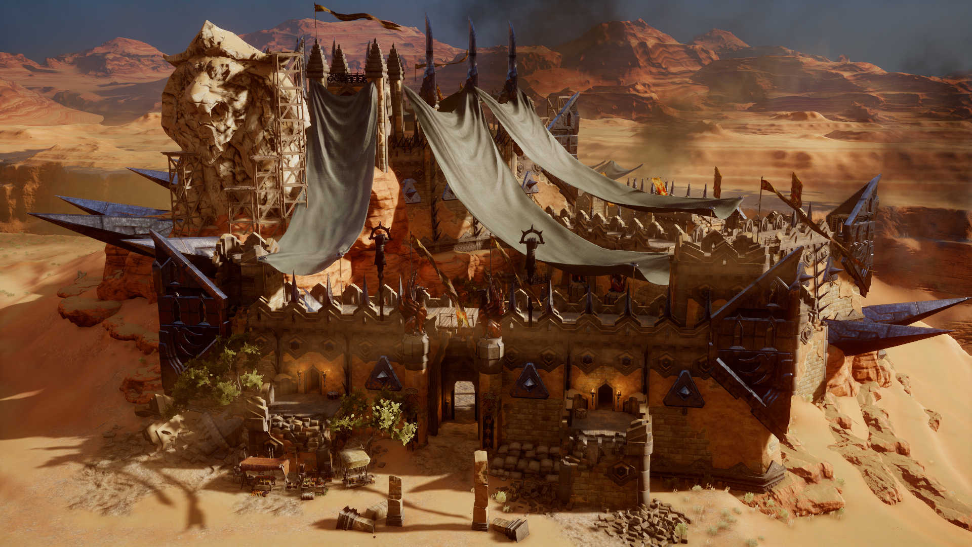 Iron Bull v traileru Dragon Age: Inquisition 102333