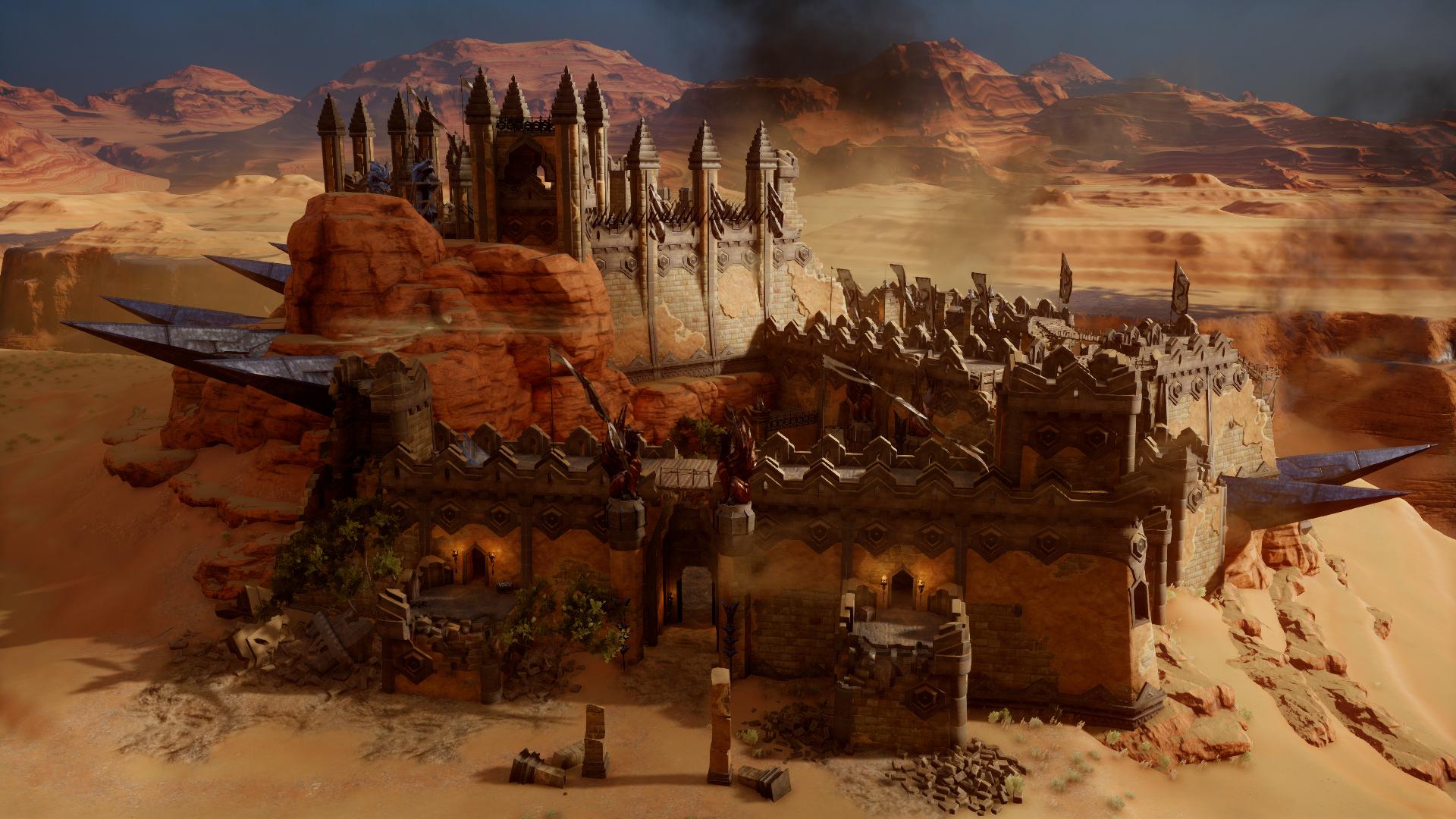 Iron Bull v traileru Dragon Age: Inquisition 102335