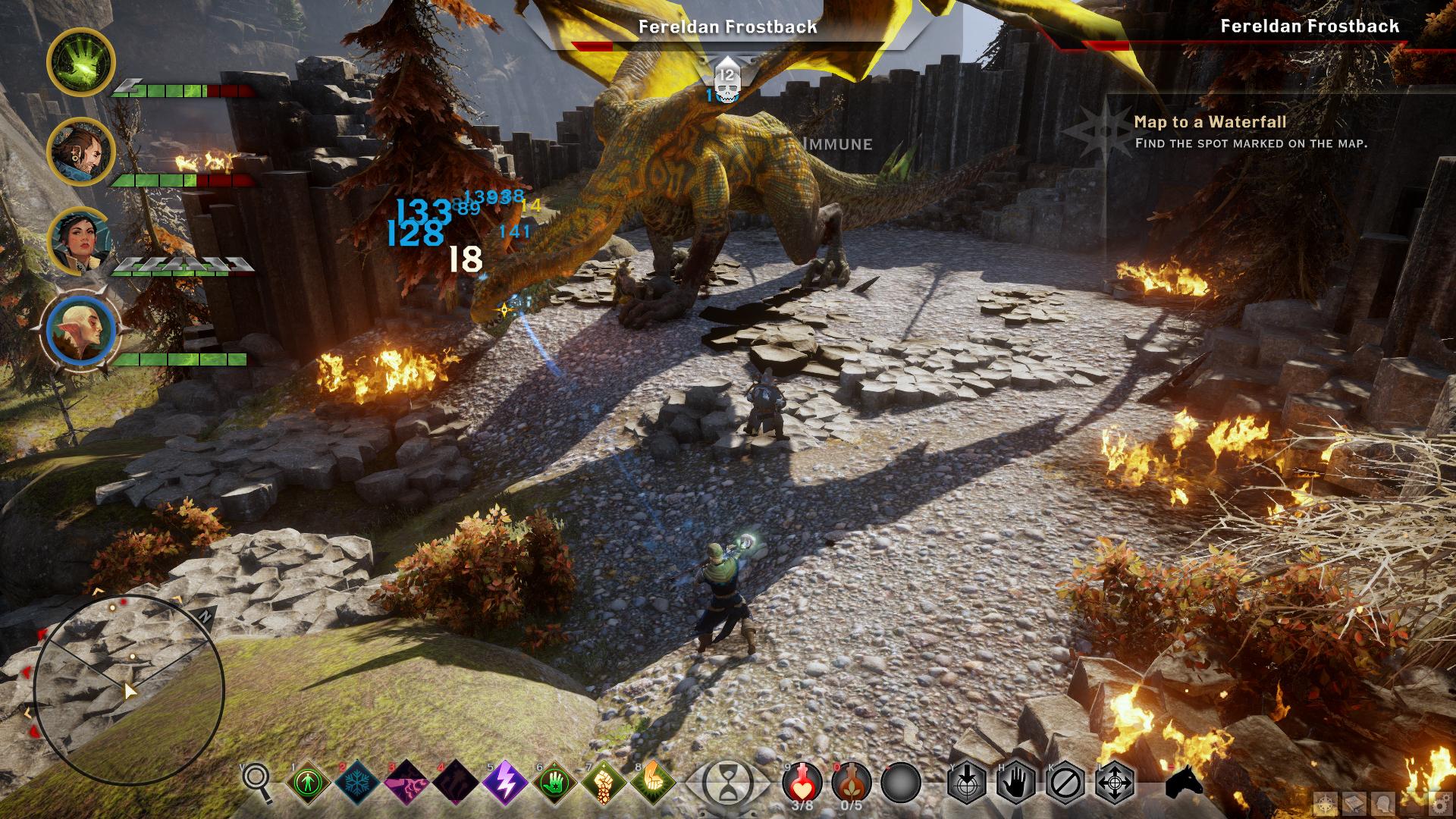 Iron Bull v traileru Dragon Age: Inquisition 102338