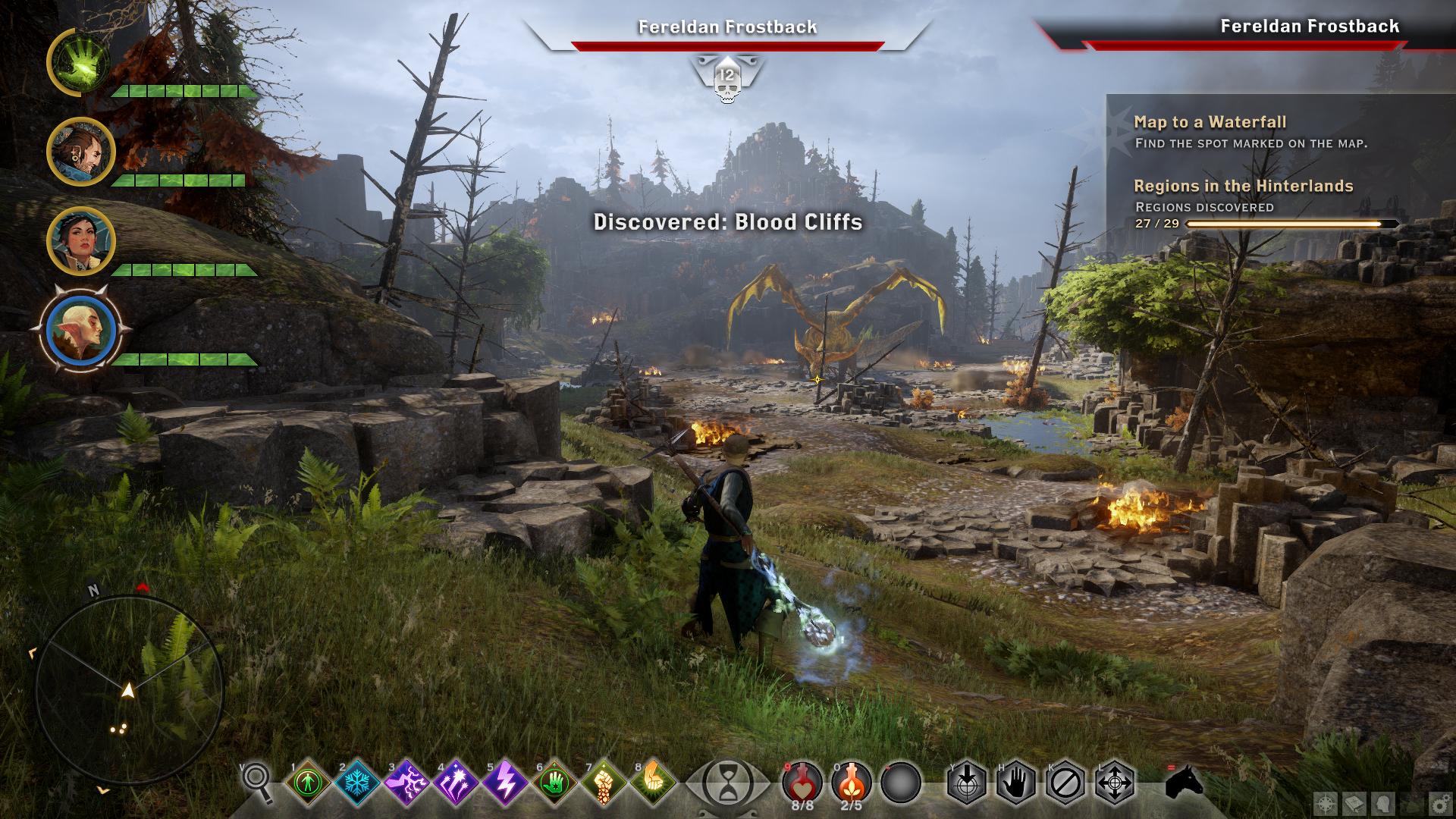 Iron Bull v traileru Dragon Age: Inquisition 102339