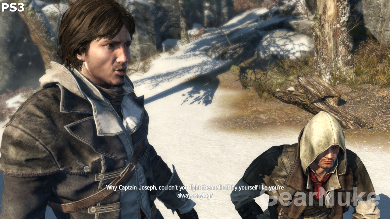 PS3 a Xbox 360 verze Assassin's Creed Rogue jsou dosti odlišné 102357