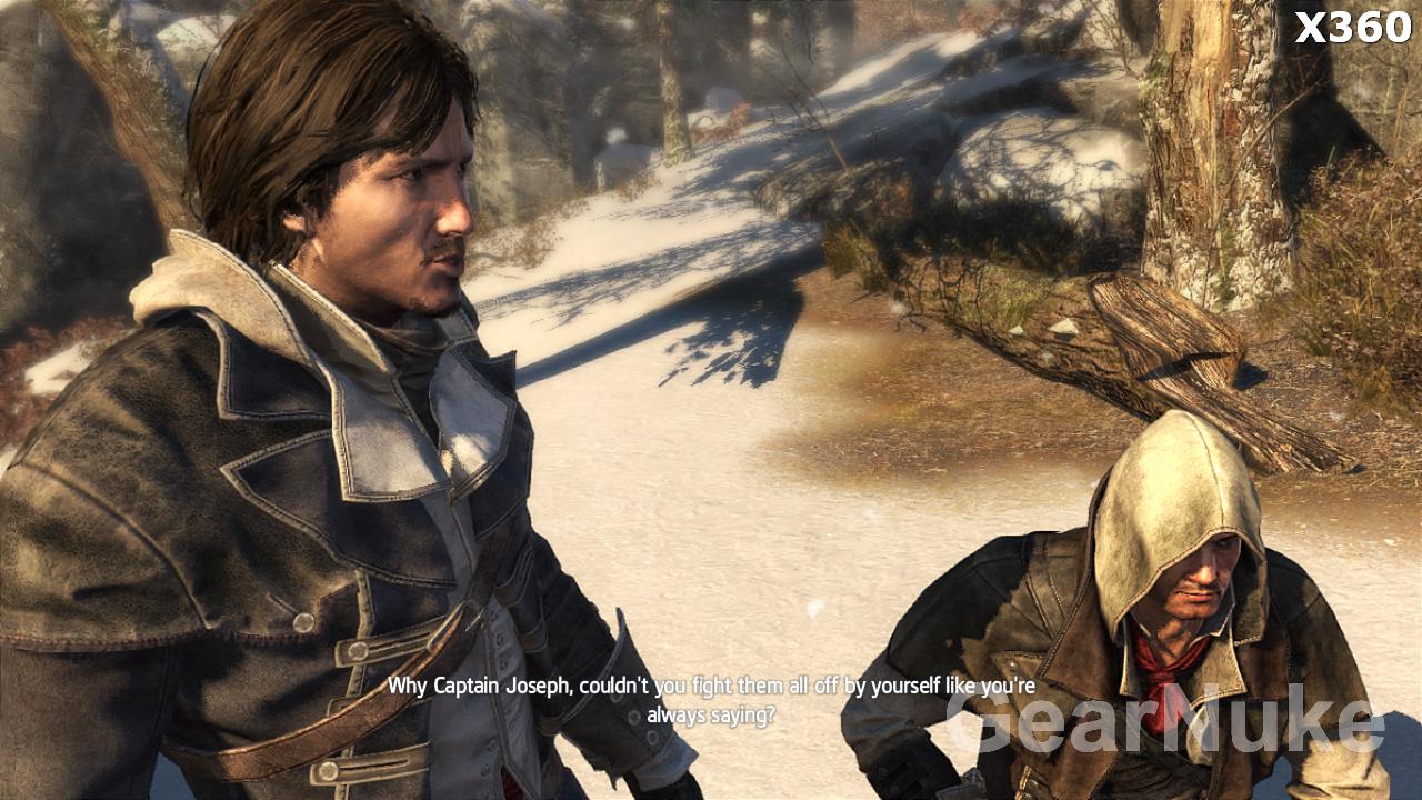 PS3 a Xbox 360 verze Assassin's Creed Rogue jsou dosti odlišné 102358