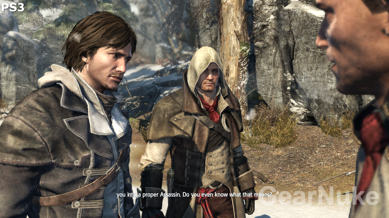PS3 a Xbox 360 verze Assassin's Creed Rogue jsou dosti odlišné 102359