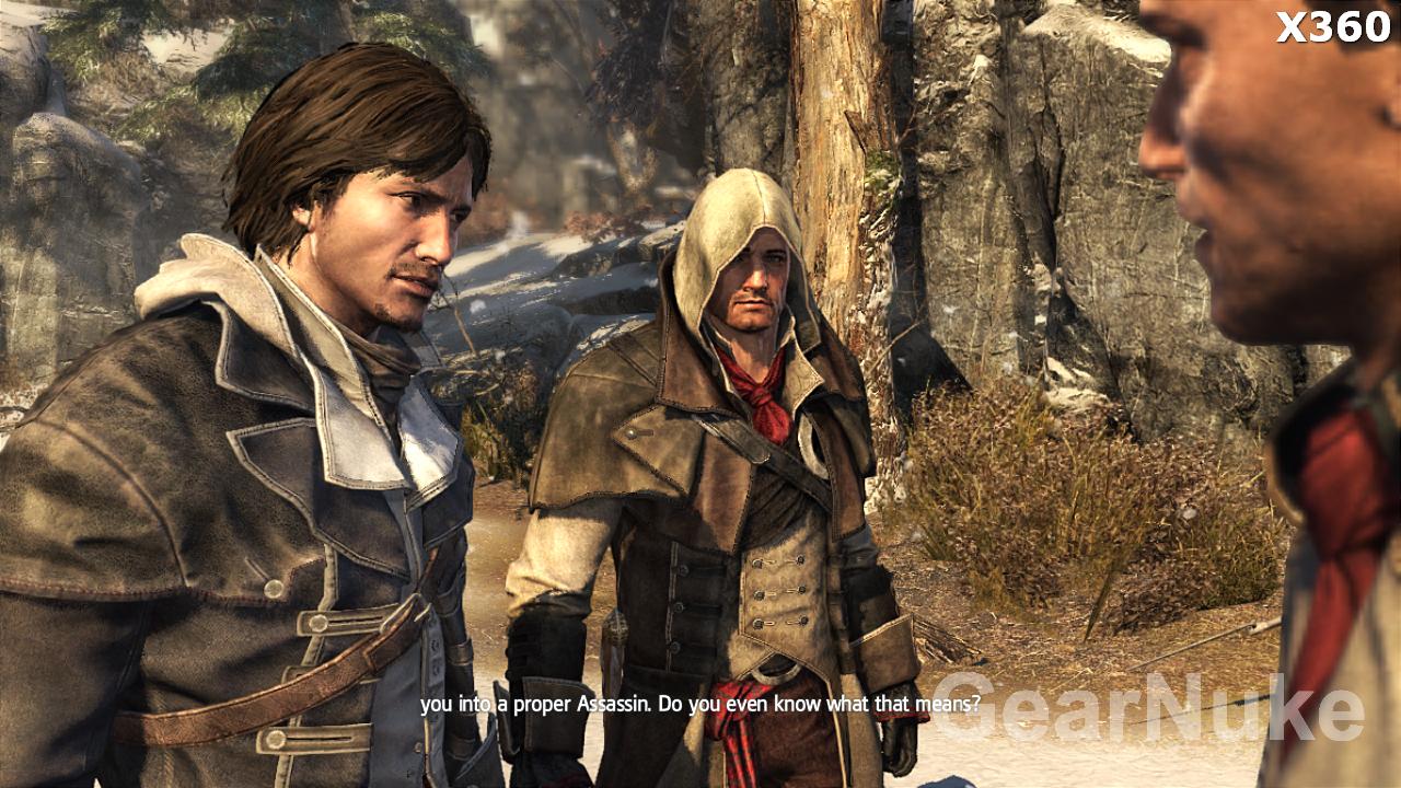 PS3 a Xbox 360 verze Assassin's Creed Rogue jsou dosti odlišné 102360
