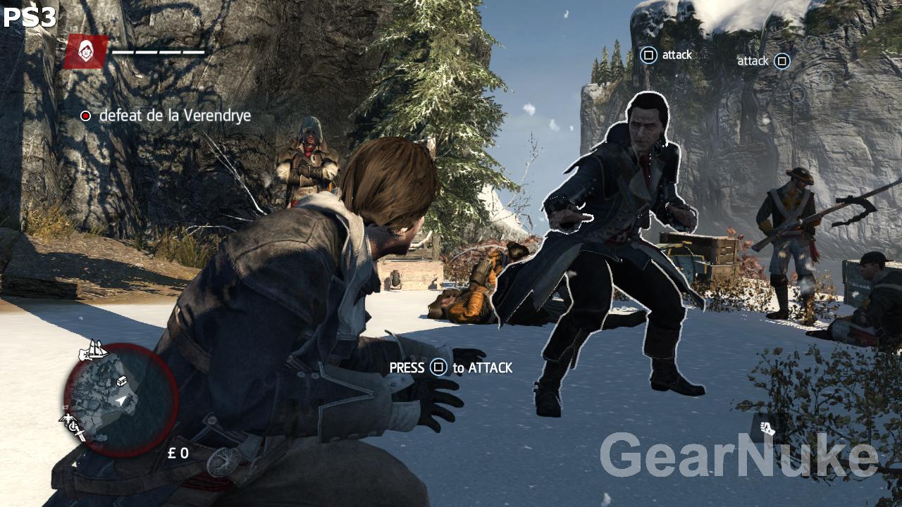 PS3 a Xbox 360 verze Assassin's Creed Rogue jsou dosti odlišné 102361