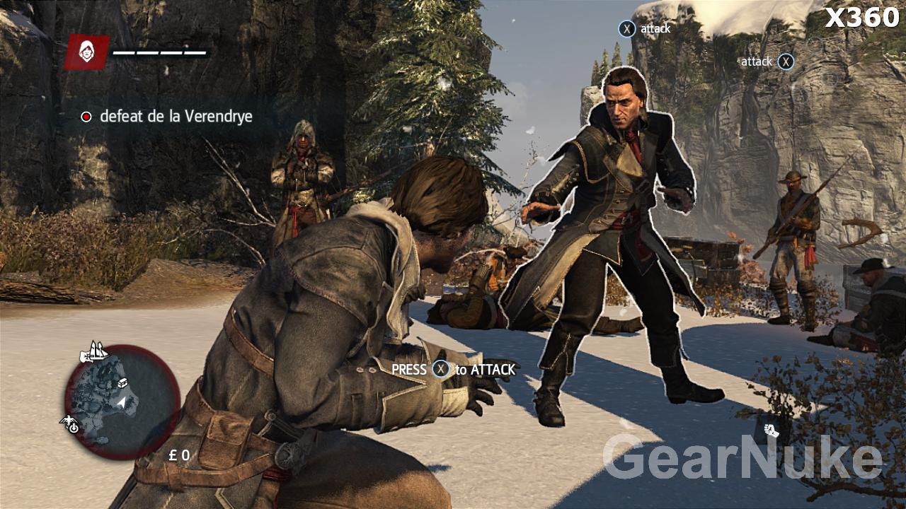 PS3 a Xbox 360 verze Assassin's Creed Rogue jsou dosti odlišné 102362