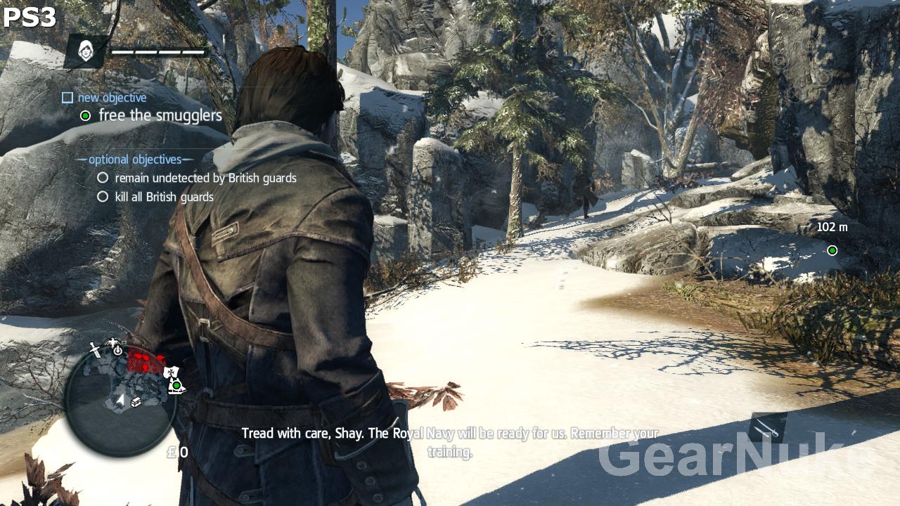 PS3 a Xbox 360 verze Assassin's Creed Rogue jsou dosti odlišné 102363