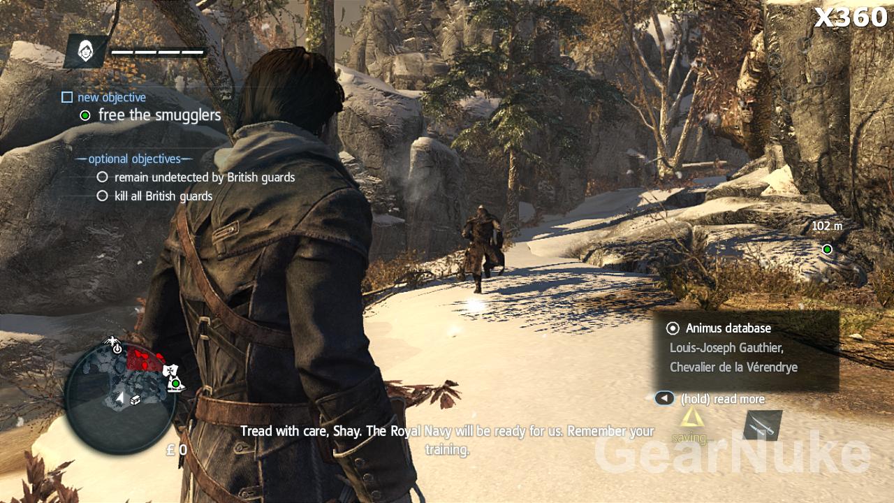 PS3 a Xbox 360 verze Assassin's Creed Rogue jsou dosti odlišné 102364