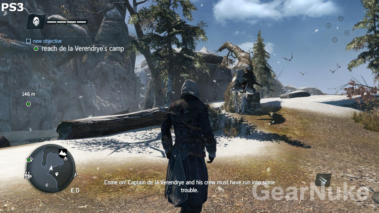 PS3 a Xbox 360 verze Assassin's Creed Rogue jsou dosti odlišné 102369