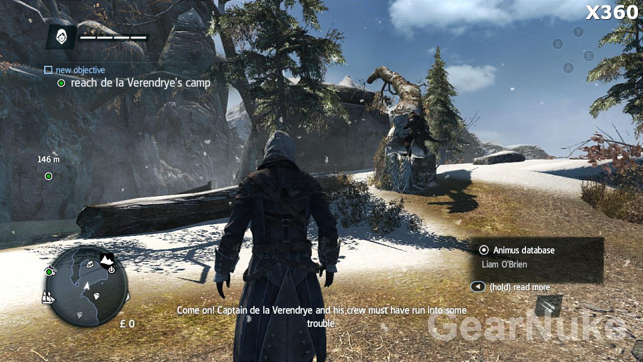 PS3 a Xbox 360 verze Assassin's Creed Rogue jsou dosti odlišné 102370