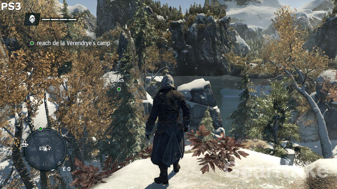 PS3 a Xbox 360 verze Assassin's Creed Rogue jsou dosti odlišné 102371