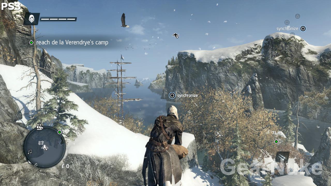 PS3 a Xbox 360 verze Assassin's Creed Rogue jsou dosti odlišné 102373