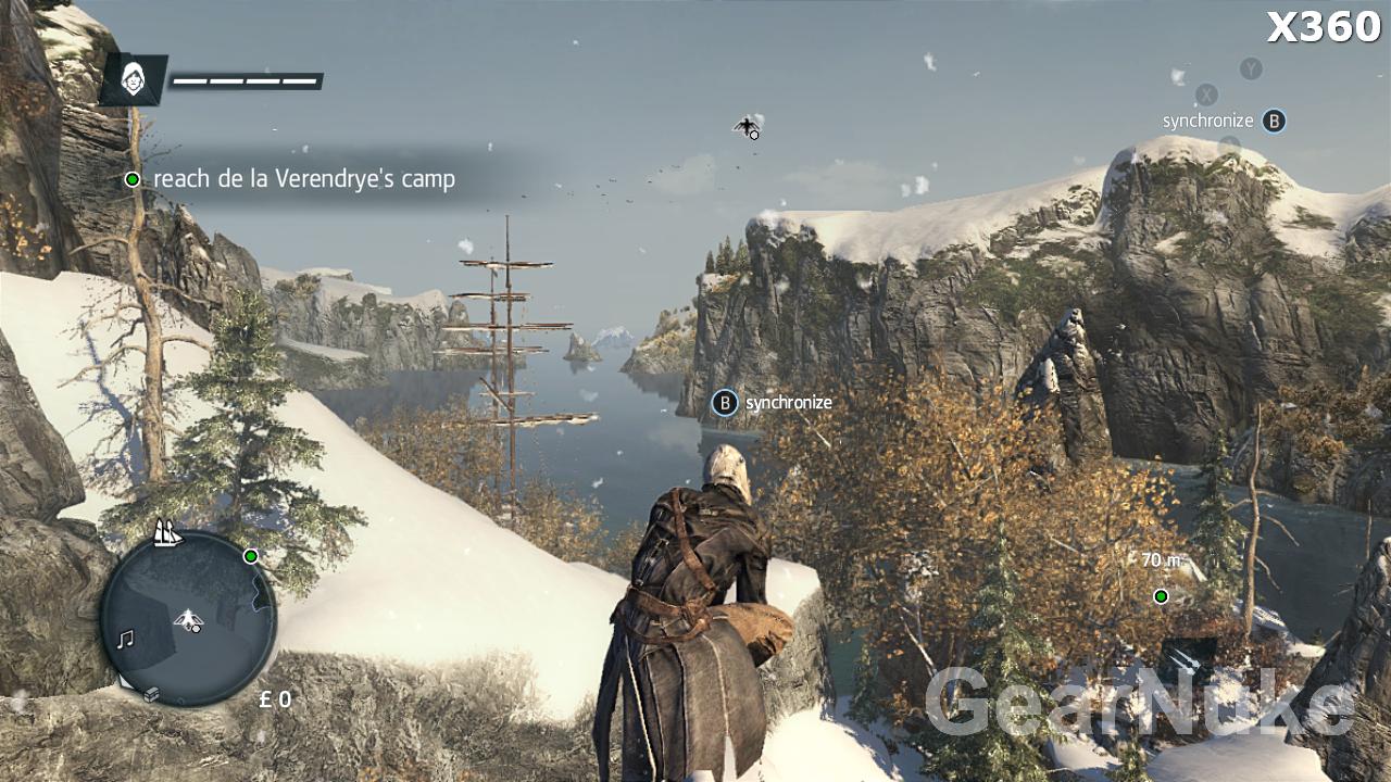 PS3 a Xbox 360 verze Assassin's Creed Rogue jsou dosti odlišné 102374