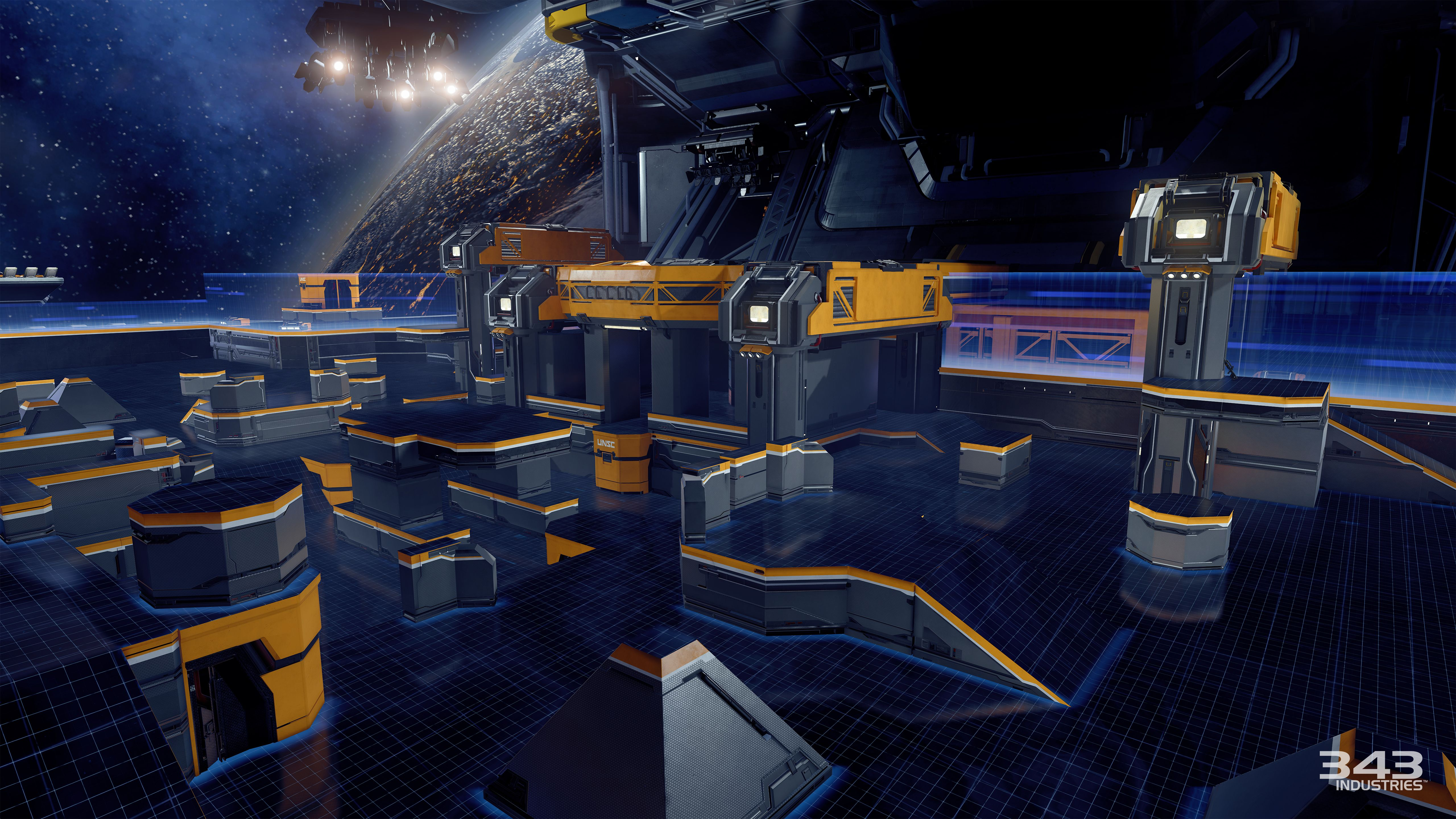 Gameplay záběry z bety Halo 5: Guardians 102377