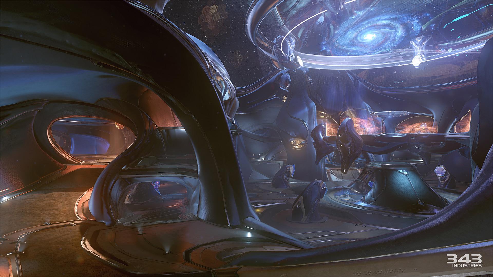Gameplay záběry z bety Halo 5: Guardians 102399