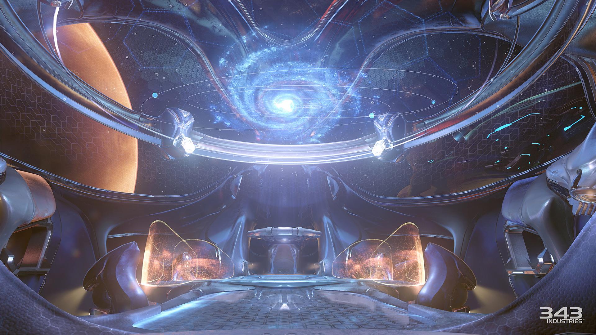 Gameplay záběry z bety Halo 5: Guardians 102402