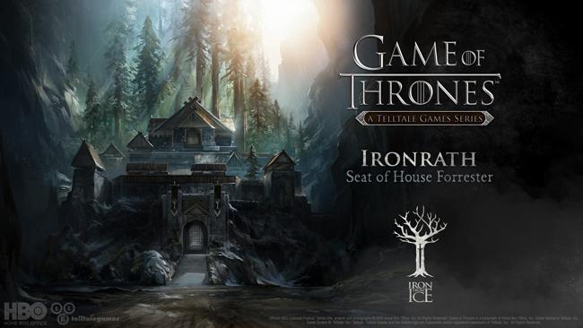 Game of Thrones od Telltale přiblíženo, bude rozděleno na šest epizod 102409