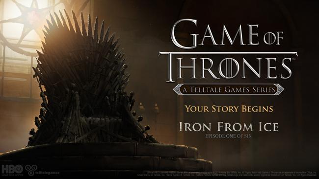 Game of Thrones od Telltale přiblíženo, bude rozděleno na šest epizod 102410
