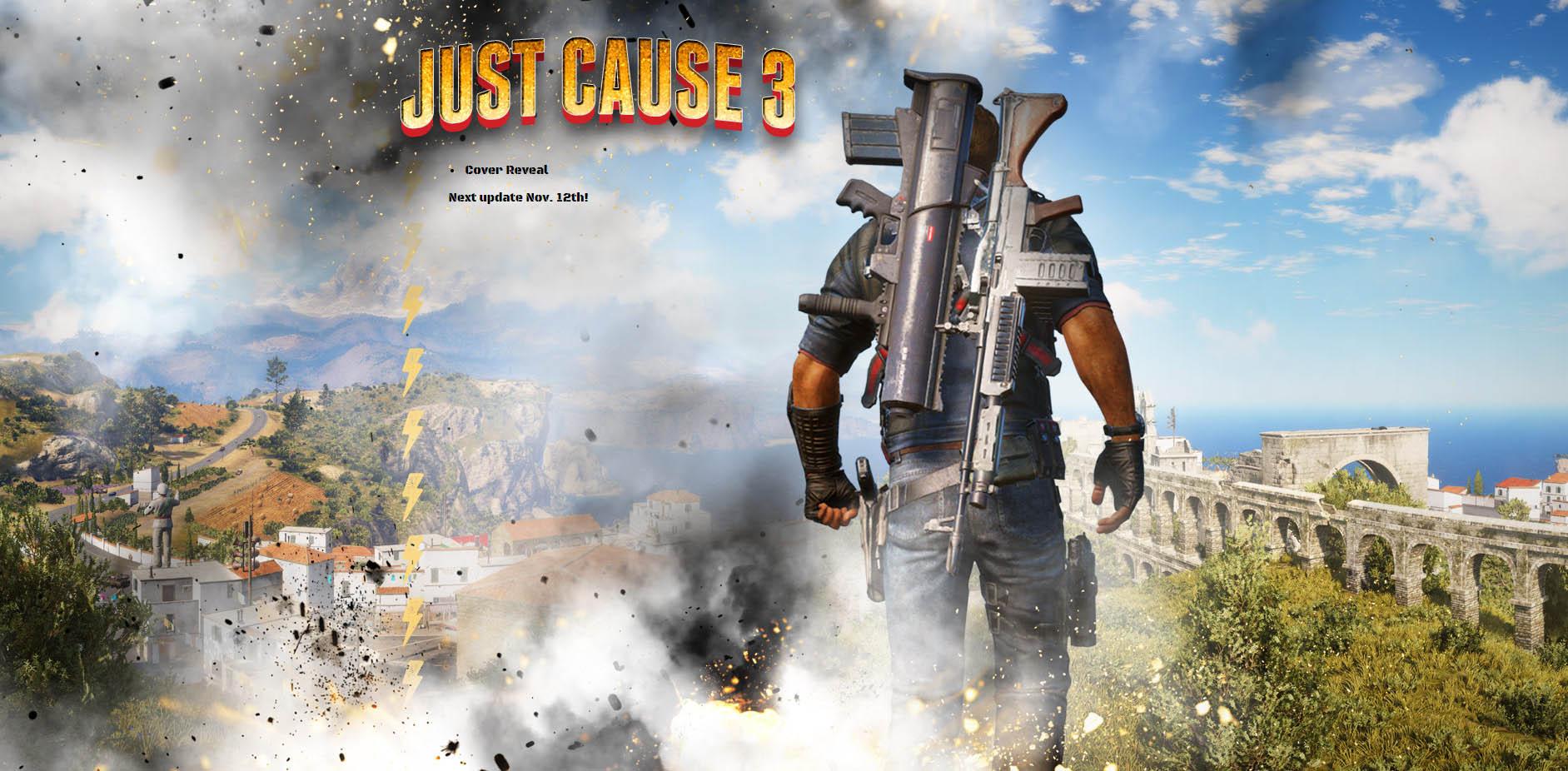 Just Cause 3 oznámeno pro PC, PlayStation 4 a Xbox One 102412
