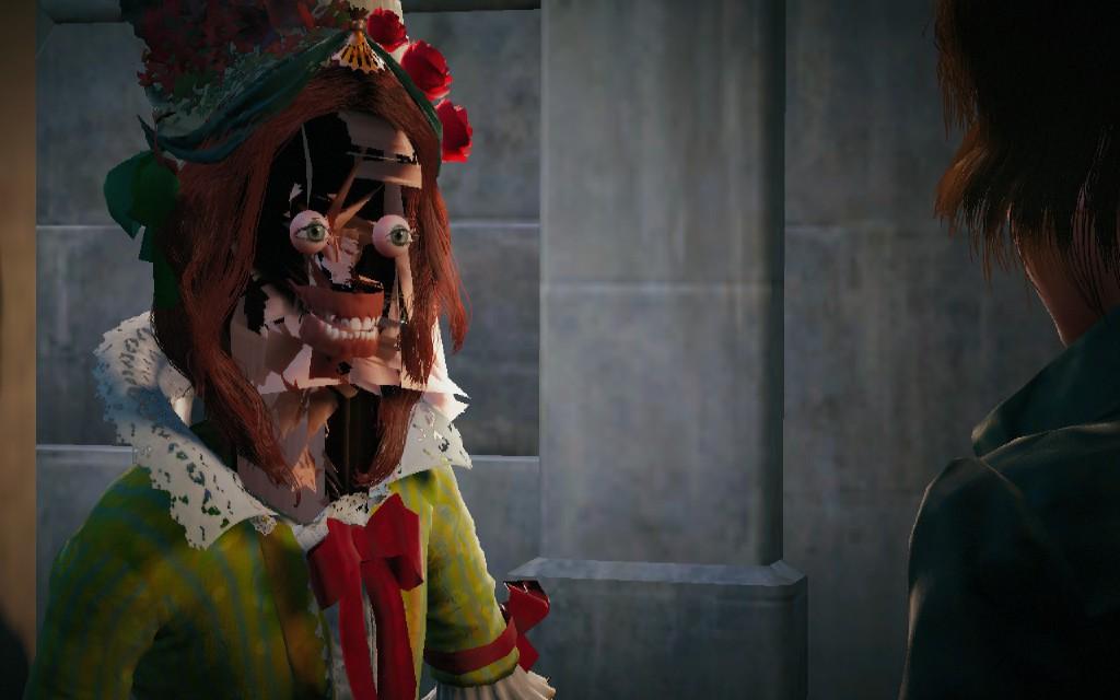 PC verze Assassin's Creed: Unity dělá z postav děsivá monstra 102419