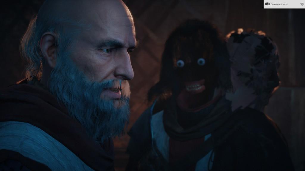 PC verze Assassin's Creed: Unity dělá z postav děsivá monstra 102421