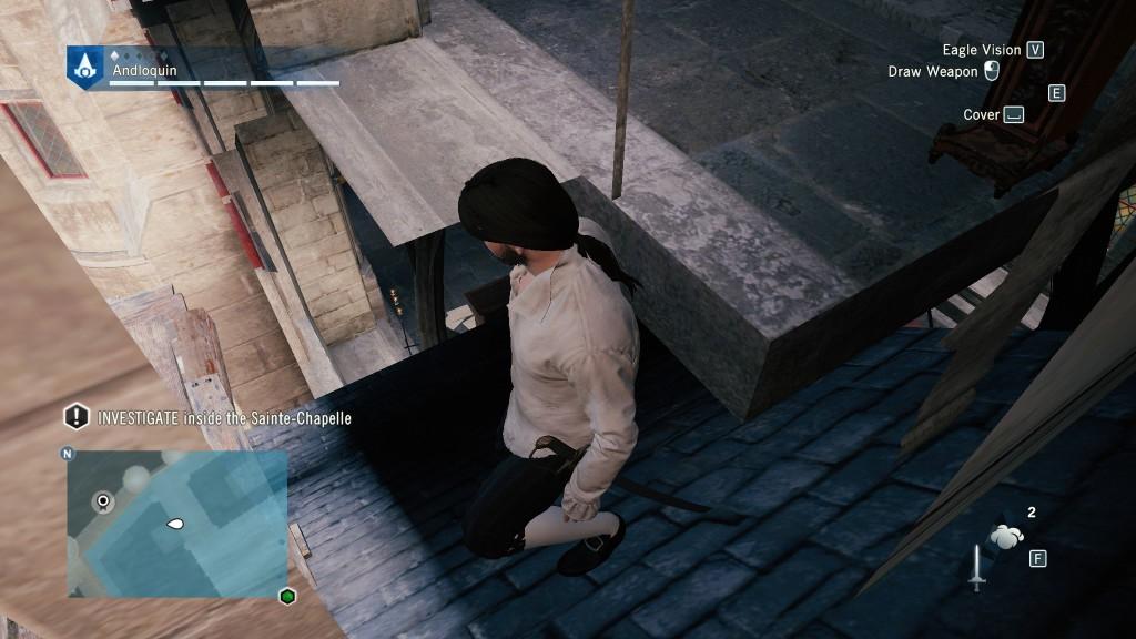 PC verze Assassin's Creed: Unity dělá z postav děsivá monstra 102422